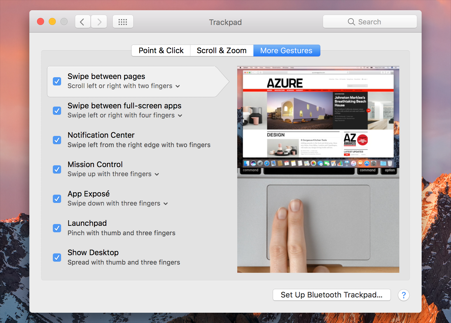 Mouse And Trackpad User Interaction Macos Human Interface Guidelines Apple Developer