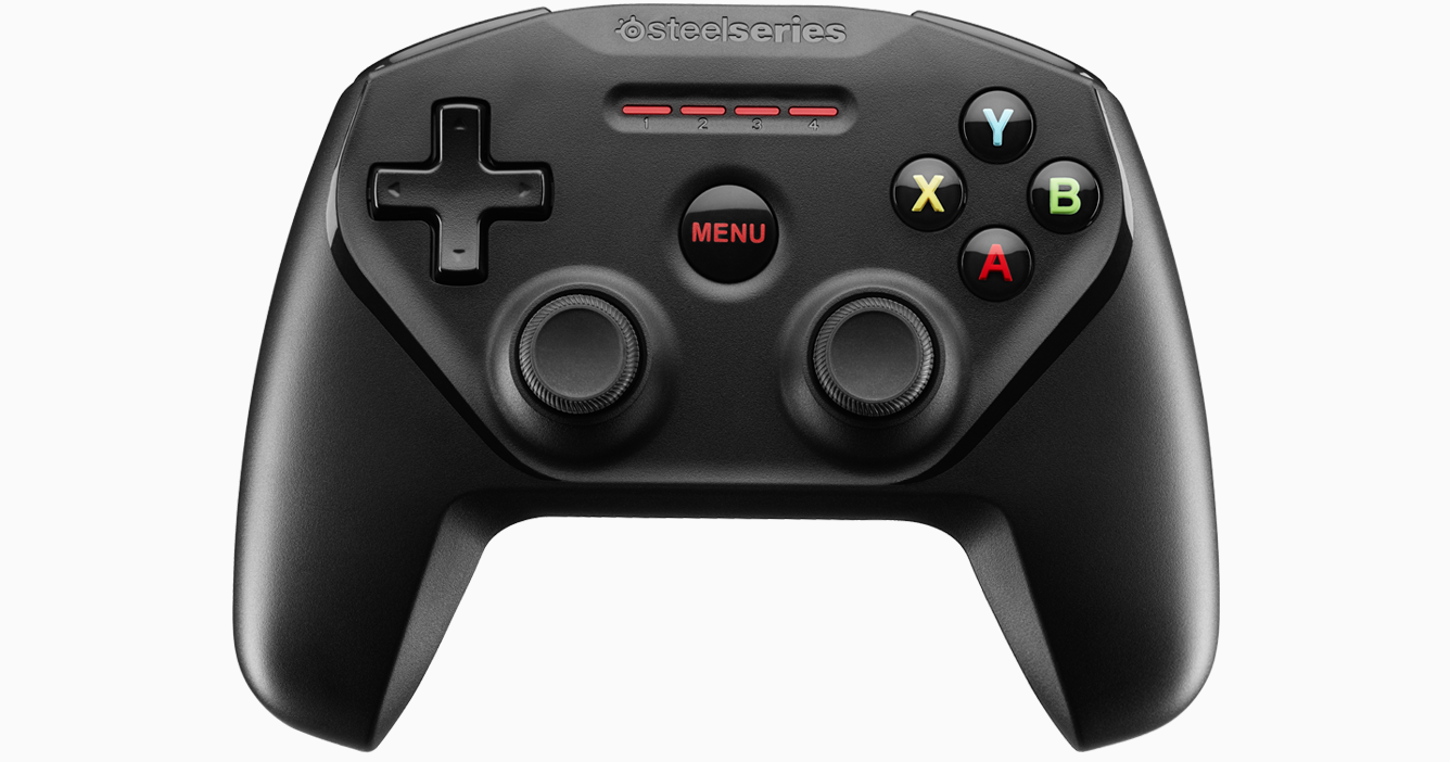 Third Party Game Controller