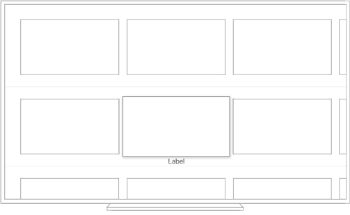 Three-Column Layout Grid