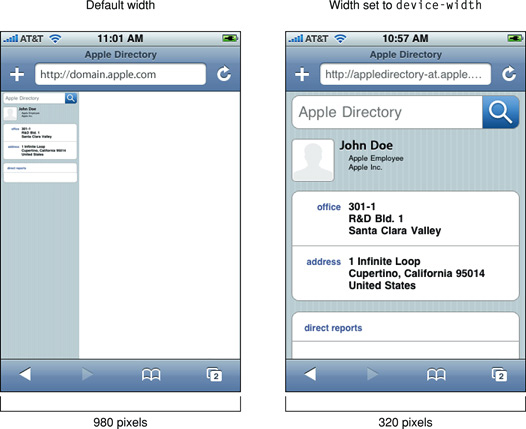 Configuring The Viewport - Height checking app