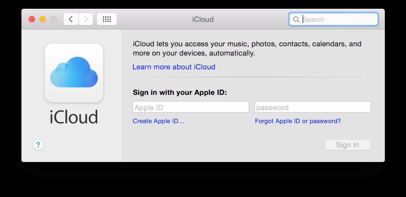 Enabling CloudKit in Your App
