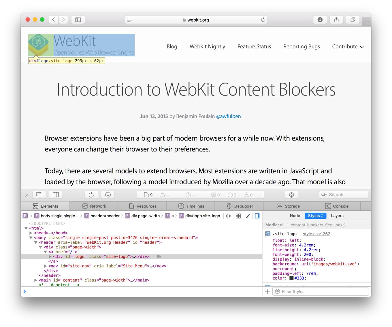 App Extension Programming Guide: Content Blocker
