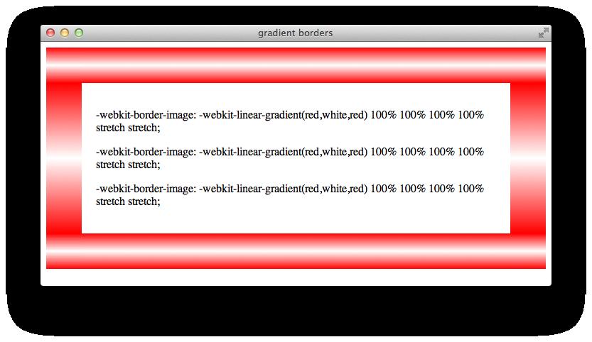 border gradient