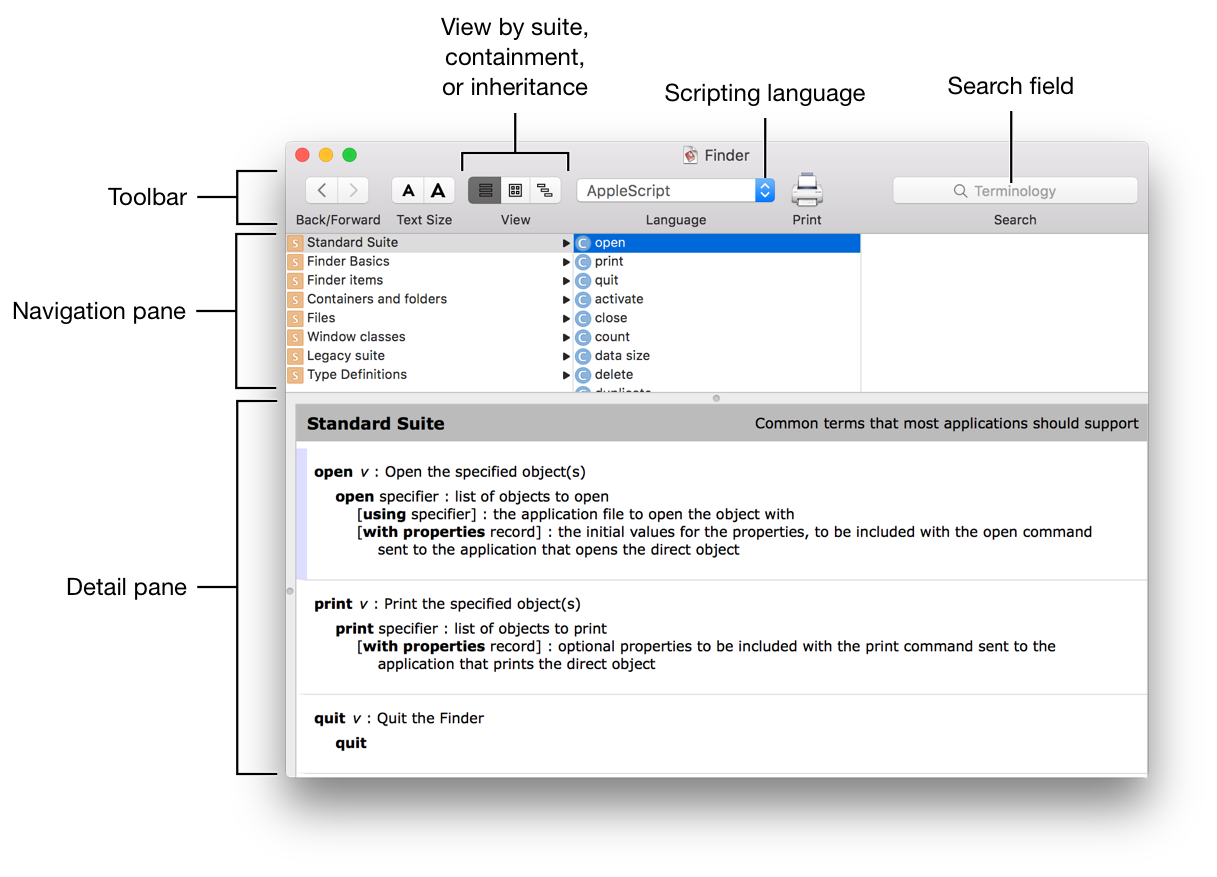 Mac Automation Scripting Guide: Navigating a Scripting
