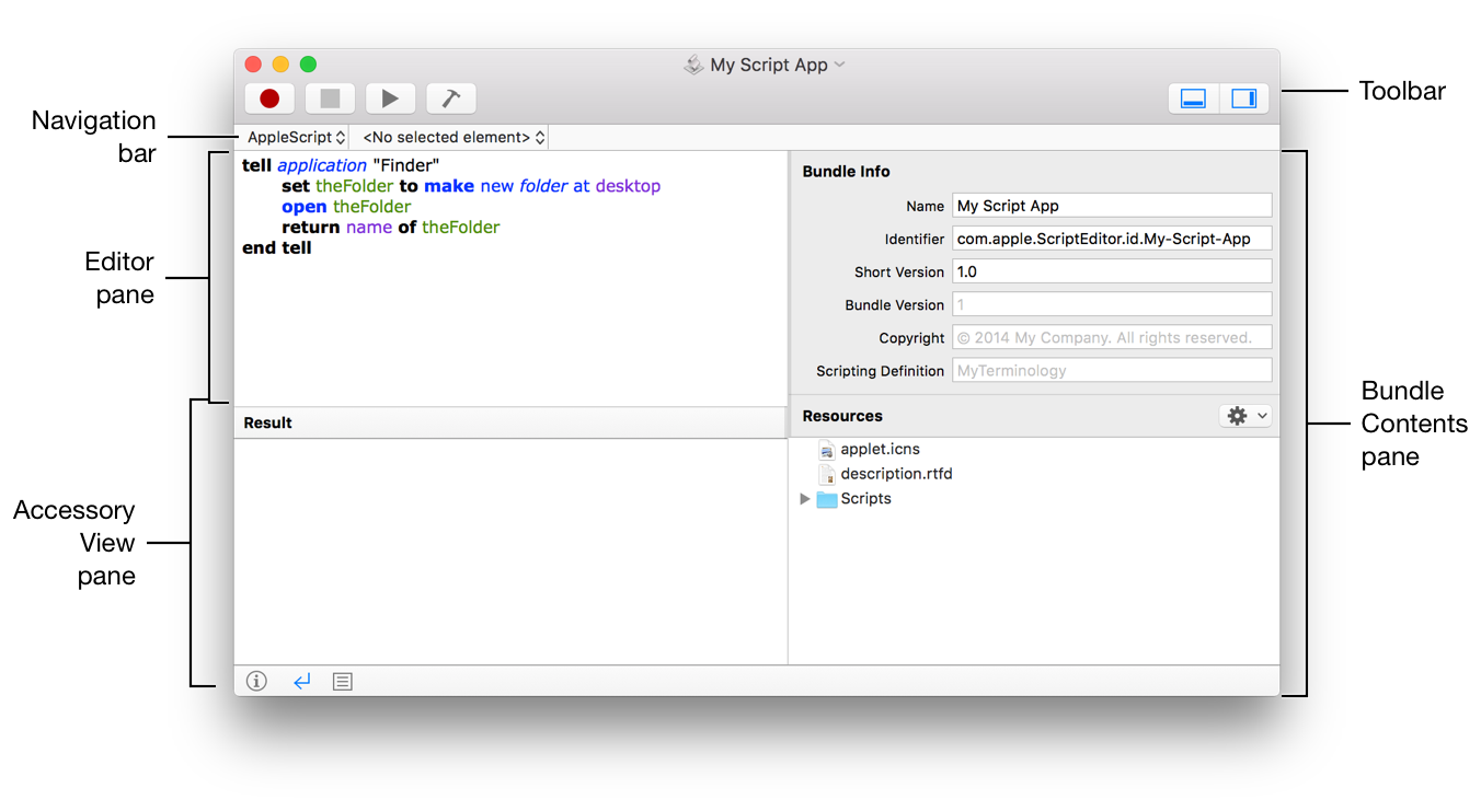 Mac Automation Scripting Guide: Getting to Know Script Editor