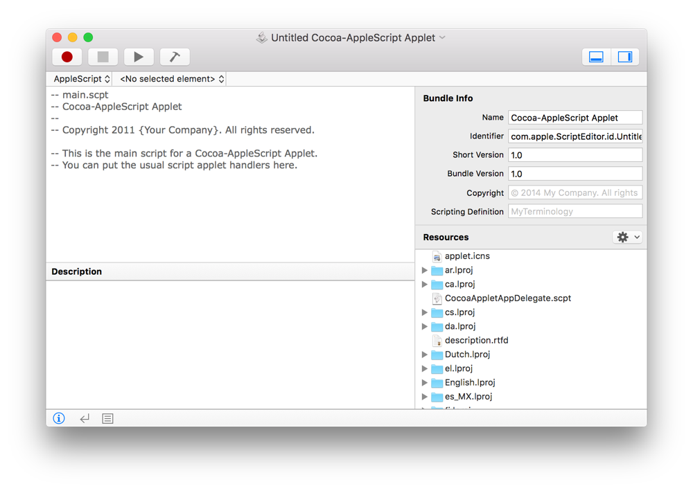 Important Scripte For Os X Update Just Released