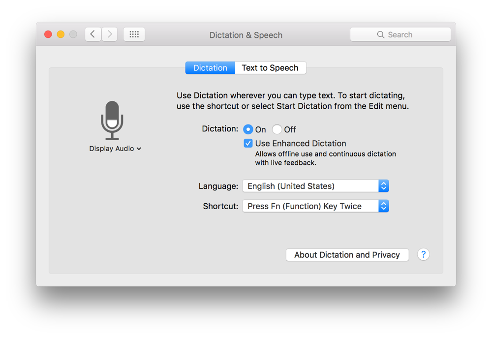 Mac Automation Scripting Guide: Using Dictation to Run Scripts