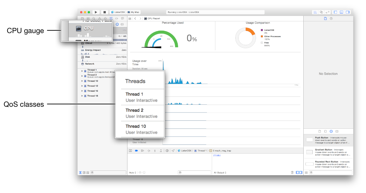 Energy Efficiency Guide for Mac Apps: Prioritize Work at the