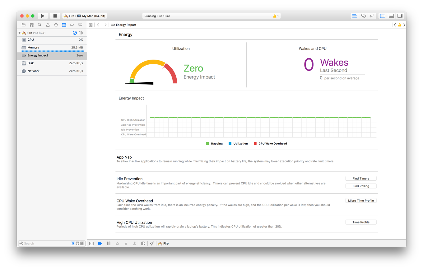 Energy Efficiency Guide for Mac Apps: Extend App Nap