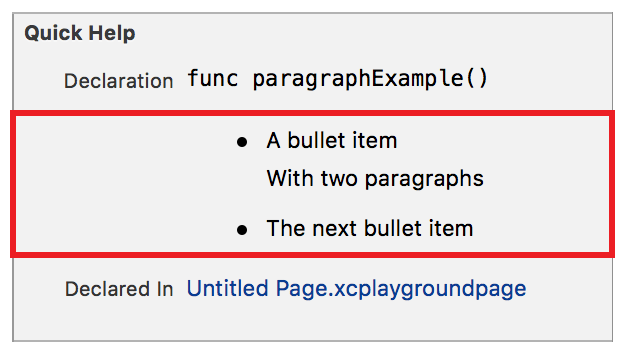 Markup Formatting Reference: Markup Syntax