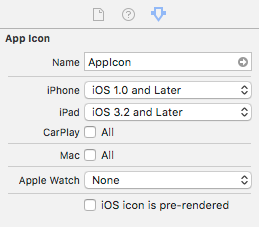 Technical Q&A QA1686: App Icons on iPhone, iPad and Apple Watch