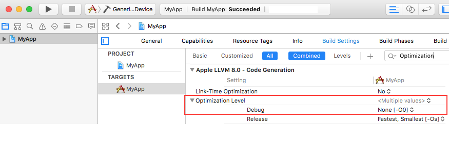 Technical Q&A QA1947: Xcode debugger does not display the