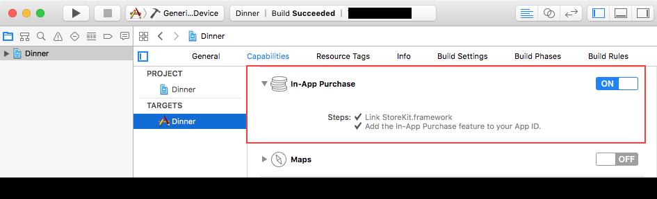 Appid is not configured как исправить