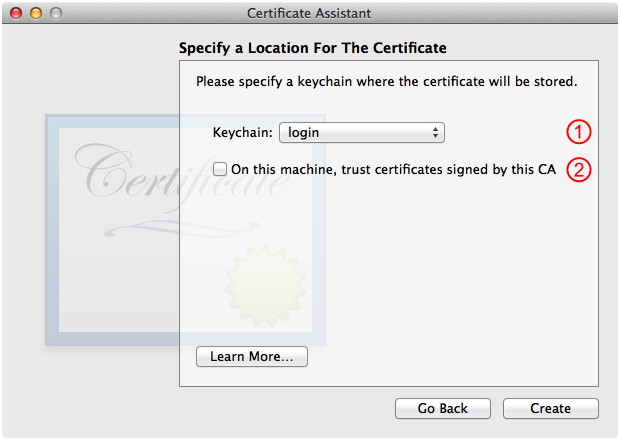 Technical Note TN2326: Creating Certificates for TLS Testing