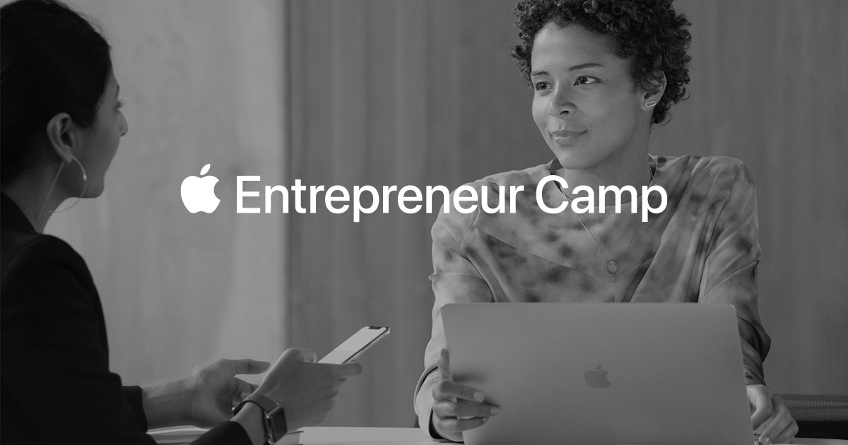 Apple Entrepreneur Camp applications open for Black founders and developers