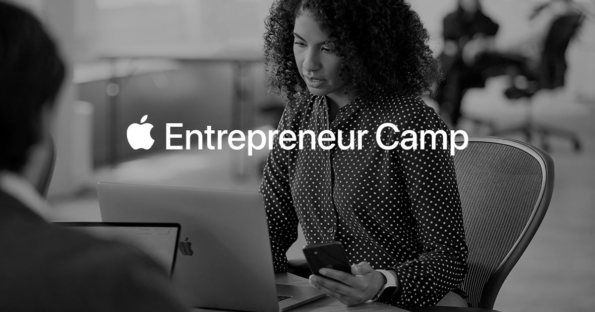 Apple Entrepreneur Camp applications open for female founders and developers
