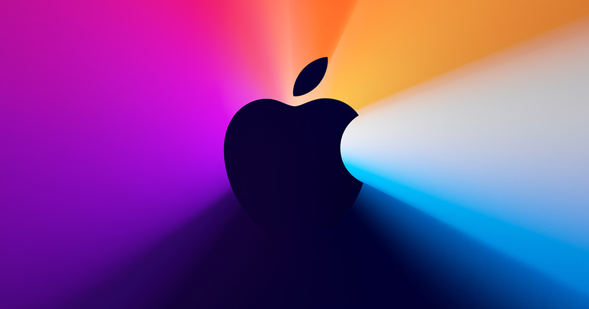 Don't miss the upcoming special Apple Event